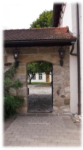 Durchgang zum Alten Schloss