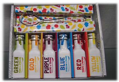 Eat a rainbow - Mix-Probierpackung