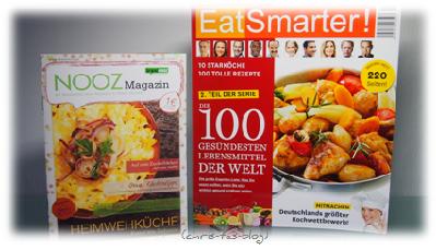 EatSmarter und Nooz Magazin