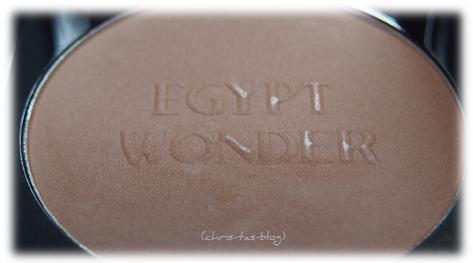 Egypt-Wonder Detailaufnahme