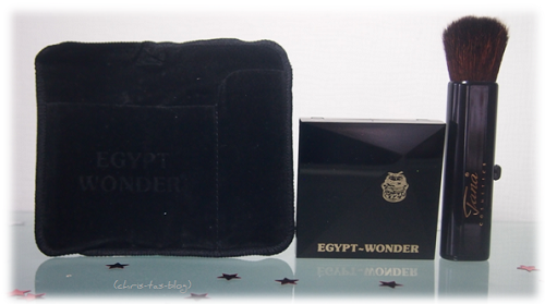 Egypt-Wonder im Set mit Pinsel