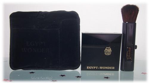 Egypt-Wonder im Set mit Pinsel