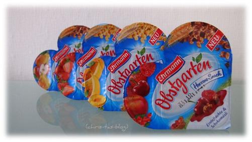Ehrmann Herzens-Snack