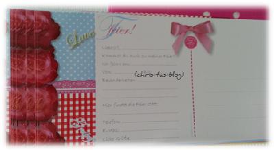 Einladungskarten zur Parfümparty
