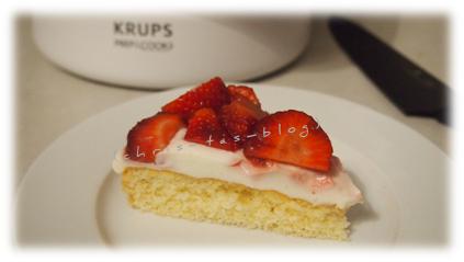 Erdbeer-Schmand-Joghurtkuchen