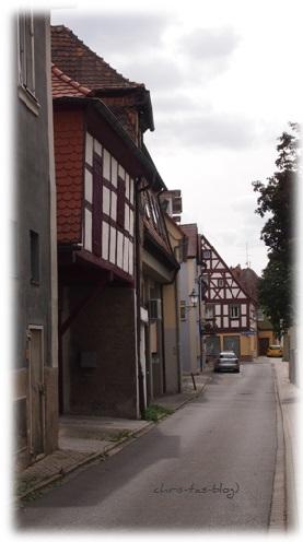 Fachwerkbauten in Neustadt a.d. Aisch