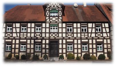 Fachwerkhaus Münchsteinach