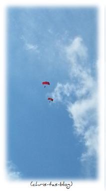 Fallschirmspringer Neustadt Aisch