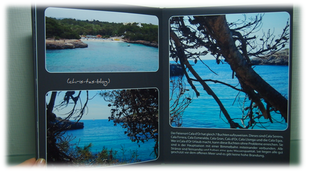 Fotobuch Mallorca 2014