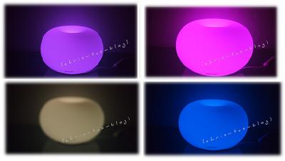 Farbwechsel LED Aroma Diffuser