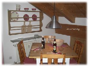 Ferienwohnung im rustikalen Stil