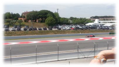 Formel 1 Grand Prix Barcelona