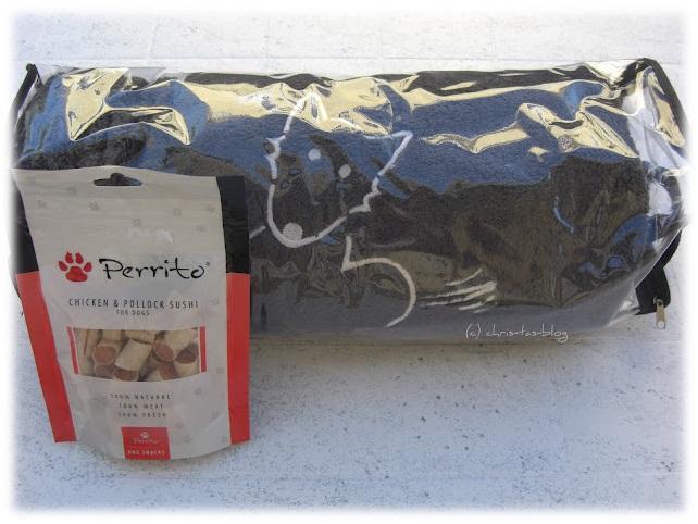 Kuscheldecke für Hunde von Luxusköter
