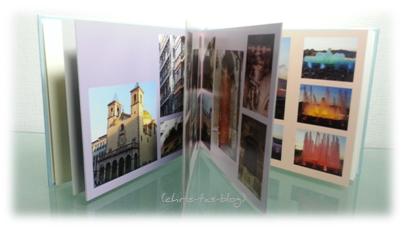 Fotobuch Font Magica Barcelona