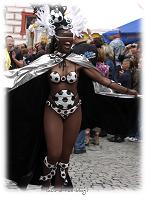 Fußball Kostüme Samba Festival