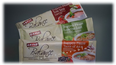 GEFRO Balance Suppen-Pausen
