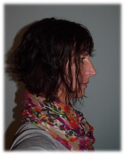 Garnier Fructis Wunderöl im handtuchtrockenen Haar