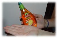 Garnier Hitzeschutz-Wunderöl