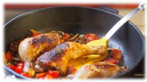 Gastrolux- Pfannentest - Hähnchen