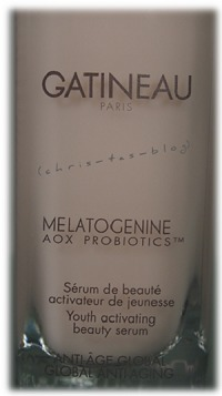 Gatineau Melatogenine AOX Probiotics TM