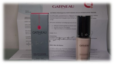 Gatineau Serum im Test