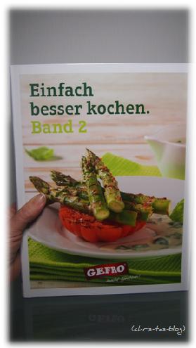 Gefro Kochbuch Einfach besser kochen