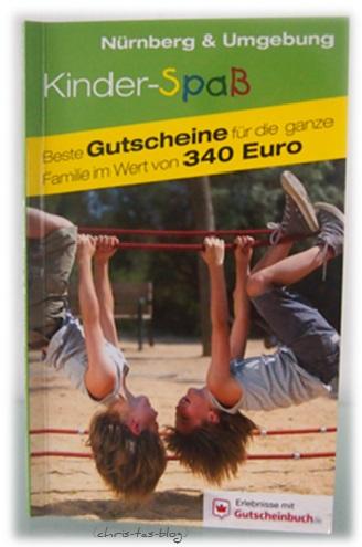 Gutscheinbuch Kinder-Spaß Nürnberg