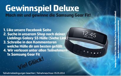 Gewinnspiel Deluxe von mobilefun.de
