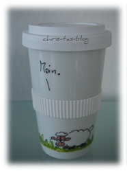 Verlosung: Coffee-to-go-Becher