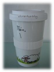 Verlosung: Coffee-to-go-Becher