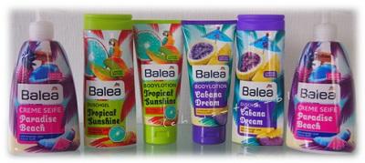 Neues Balea-Gewinnspiel