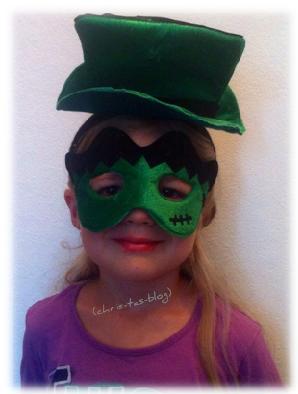 Grünes Monster Kid von vegaoo.de