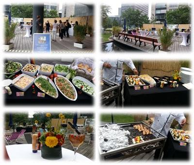 Grill Event Maggi Blogger Treffen
