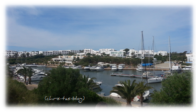 Hafen in Cala d´Or