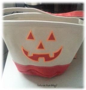 Halloween Tasche landsend