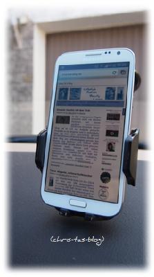 Handyhalterung Kfz von Samsung
