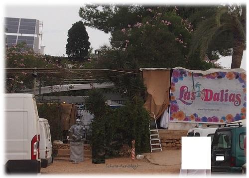 Hippie Markt Las Dalias in Ibiza