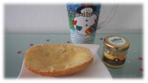 Honig-Ingwer-Brötchen