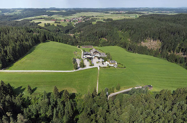 Hotel Schwarz Alm Österreich