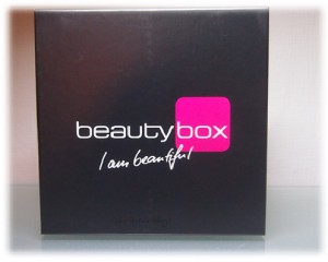Secret Box I am beautiful von Budni