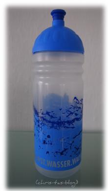 ISYbe®-Trinkflasche im Test