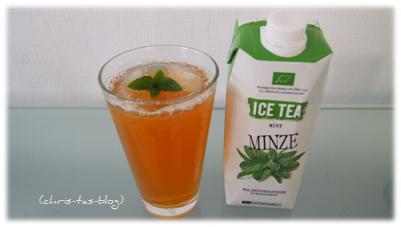 Ice Tea Minze
