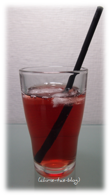 Ice Tea Waldbeere