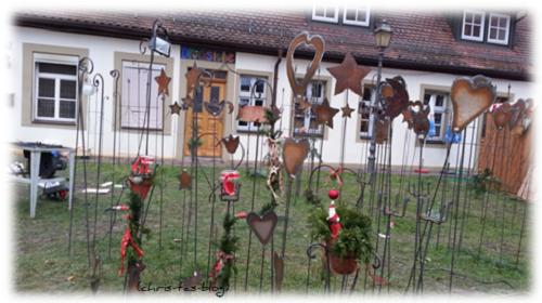 Impressionen Weihnachtsmarkt Neustadt Aisch