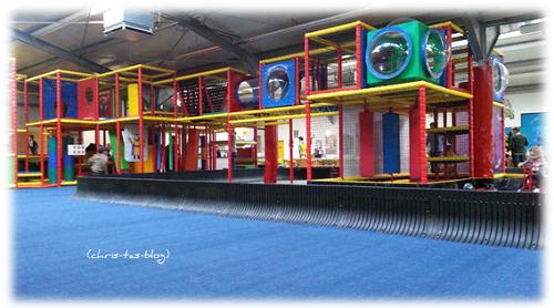 Indoor-Spielplatz Dietersheim