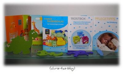 Inhalt der Trostbox bei Erkältungen