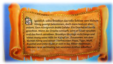 Inhaltsverzeichnis personalisiertes Buch von framily.de