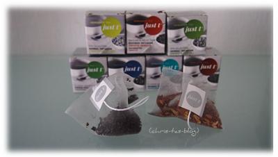 leckerer Tee von JUST-T®