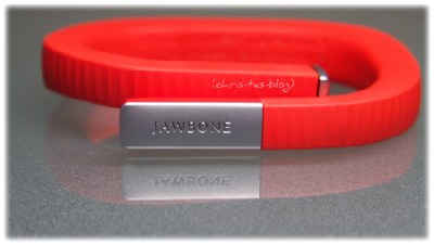 Jawbone Up 24 in orange