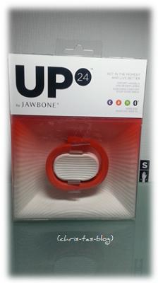 Jawbone up24 im Test